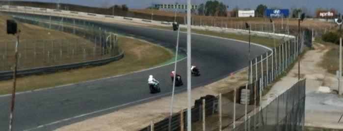 Circuito del Jarama - RACE is one of Espectáculos.