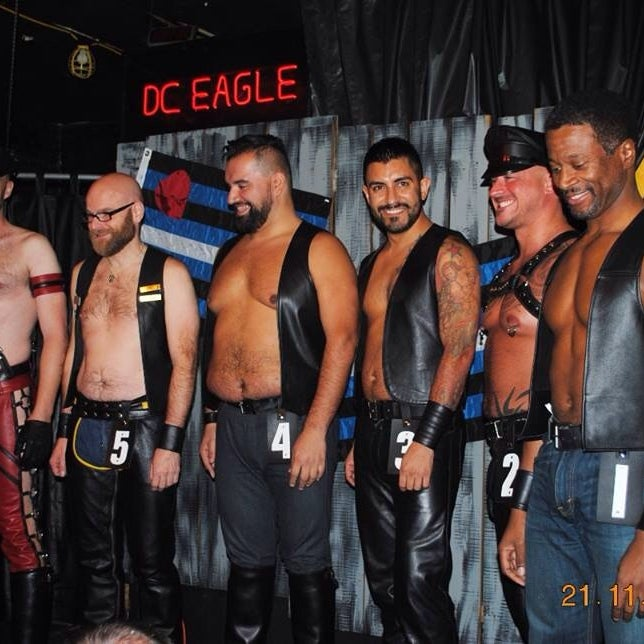 Photo of DC Eagle