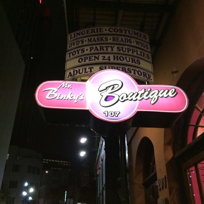 Photo of Mr. Binky's French Quarter