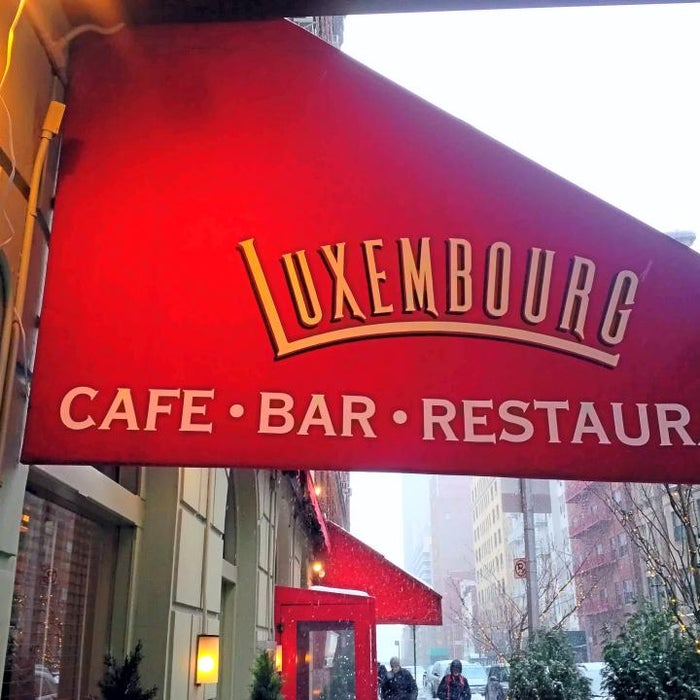 Photo of Cafe Luxembourg