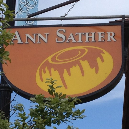 Photo of Ann Sather Cafe