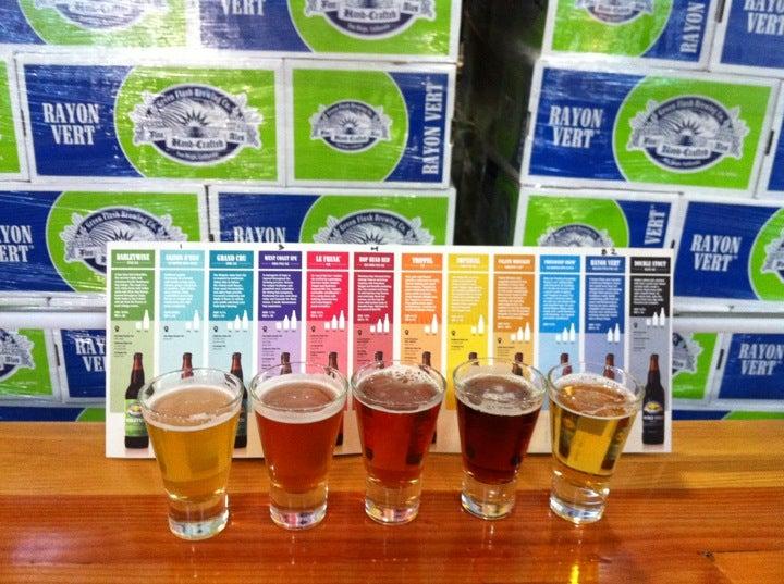 San Diego Brewery Food Truck