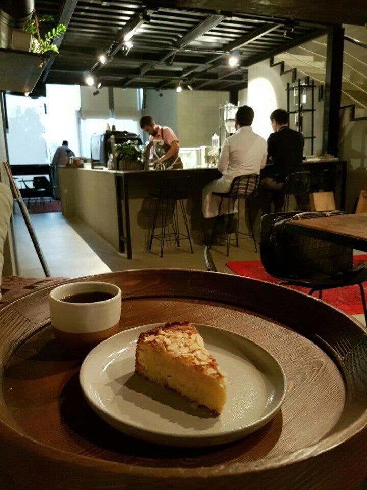 Cafe Muscat Menu