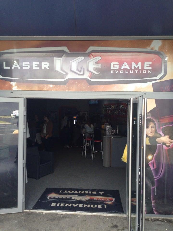 laser game evolution tous les deals en france. Black Bedroom Furniture Sets. Home Design Ideas