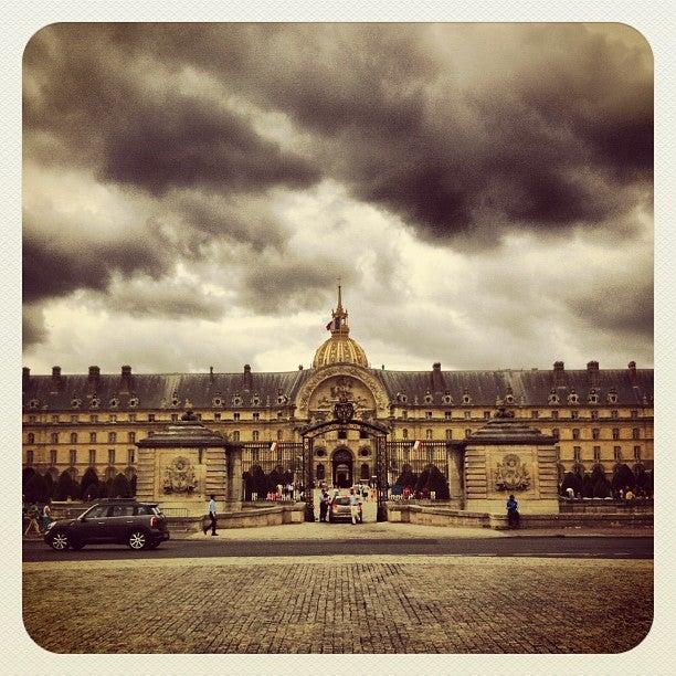 Place des Invalides