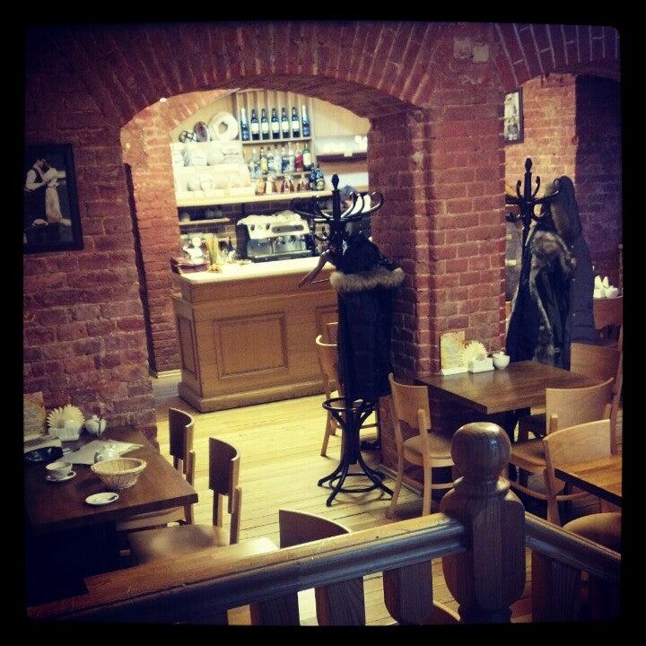 Mesye Kruassan Kafe-pekarnya