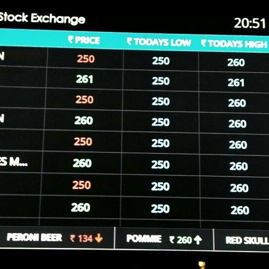 The Bar Stock Exchange
