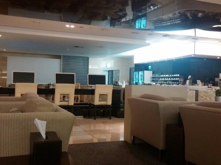 China Eastern And Shanghai Airlines Vip Lounge Seoul