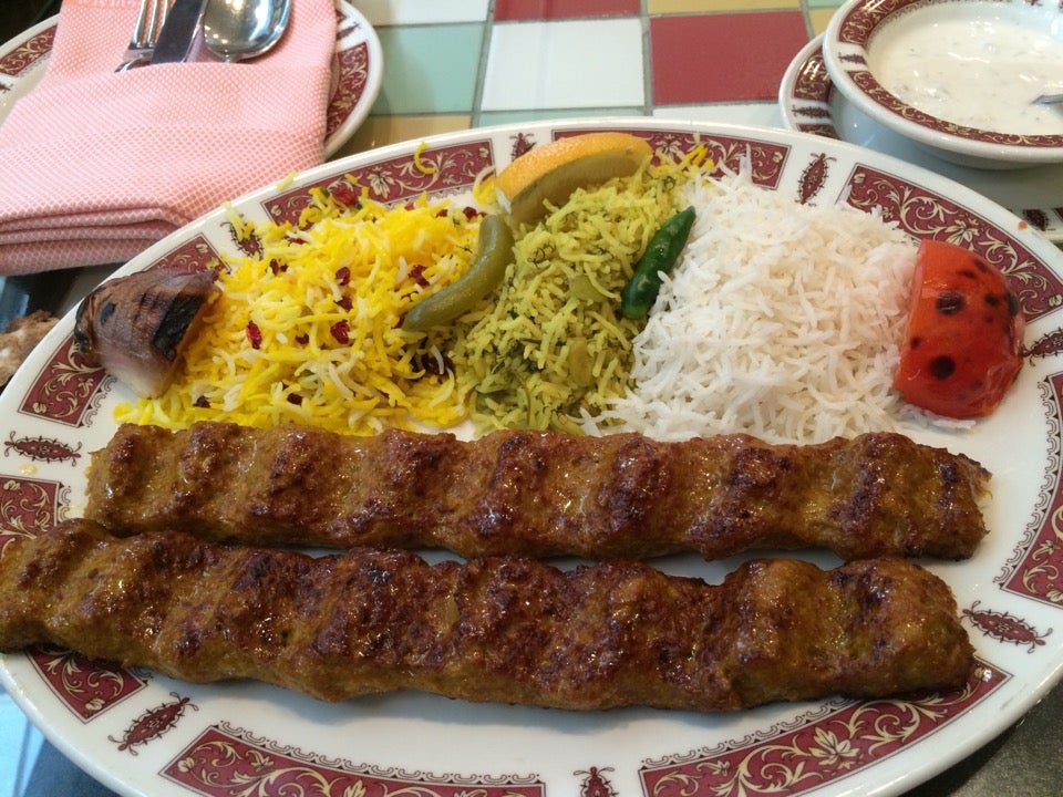 iranian restaurant essay Bandar persian prime restaurant is the proud recipient of many awards since 1996 rated excellent by zagat survey, best service award winner, best fine dining winner and voted as the best persian, mediterranean, ethnic, and international restaurant.