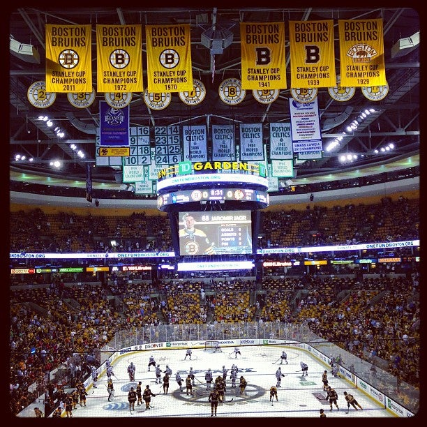 Td garden 100 legends way in boston ma tips and for Td garden address