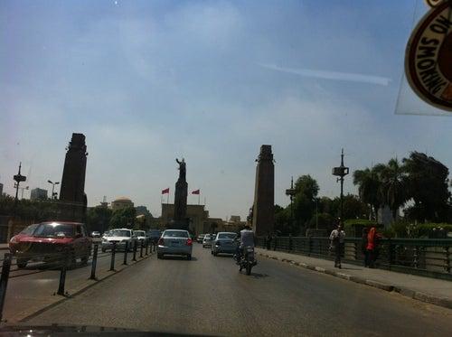 Qasr El Nile Bridge | كوبرى قصر النيل