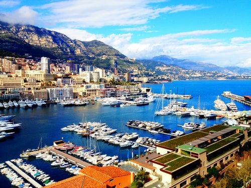 Principauté de Monaco / Principatu de Múnegu