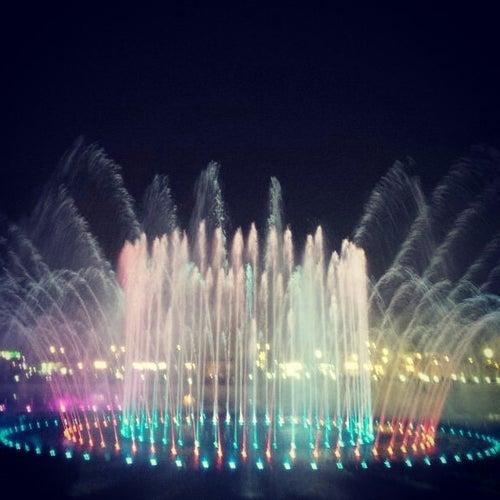 King Abdullah Park منتزه الملك عبدالله