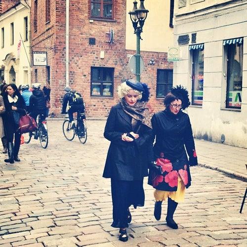 Kauno senamiestis | Kaunas Oldtown