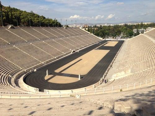 Παναθηναϊκό Στάδιο - Καλλιμάρμαρο (Panathenaic Stadium)