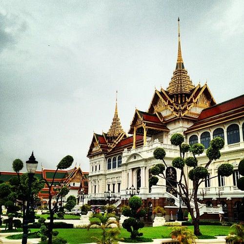 พระบรมมหาราชวัง (The Grand Palace)