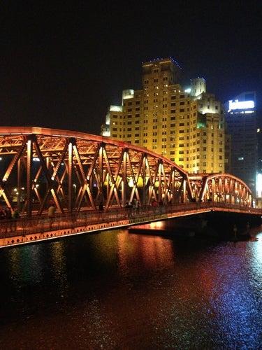 外白渡桥 | The Garden Bridge