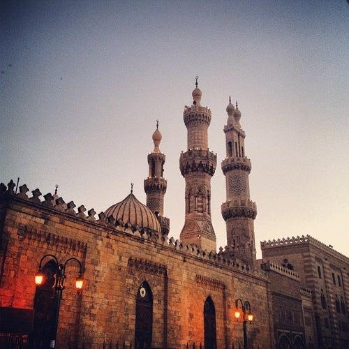 Al Azhar Mosque | الجامع الأزهر