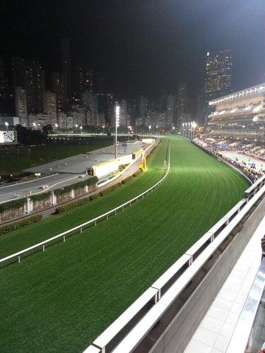 Happy Valley Racecourse 跑馬地馬場