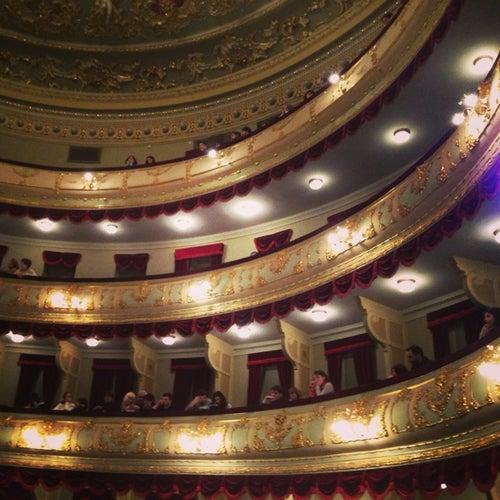 Rustaveli National Theatre | რუსთაველის თეატრი