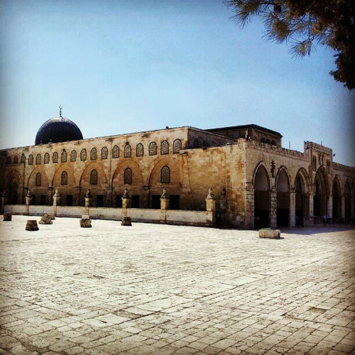 Al Aqsa Mosque / הר הבית / المسجد الاقصى