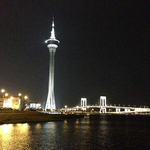 Macau Tower 澳門旅遊塔