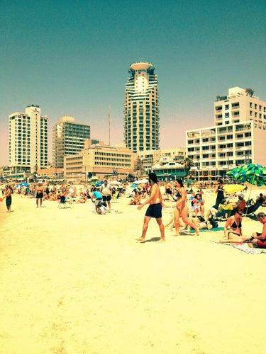 Jerusalem Beach (חוף ירושלים)