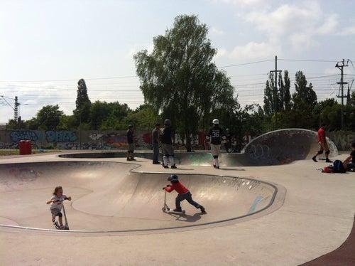 Park am Gleisdreieck - Ostpark
