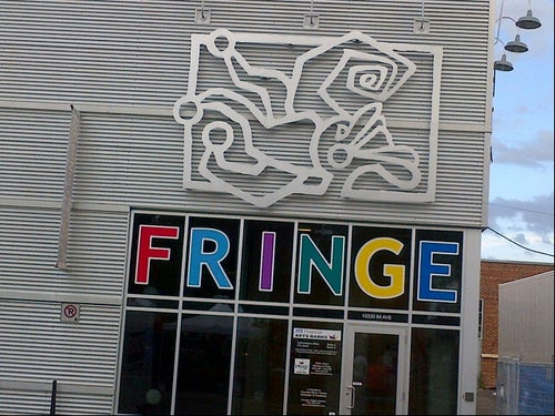 Edmonton International Fringe Theatre Festival )