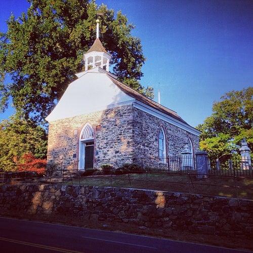 The Old Dutch Church