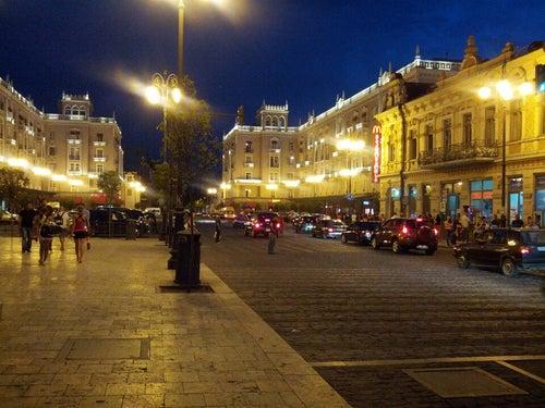 Marjanishvili Square | მარჯანიშვილის მოედანი