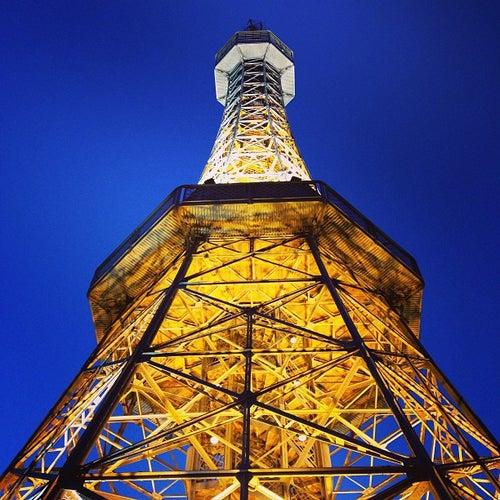 Petřínská rozhledna | Petřín Lookout Tower