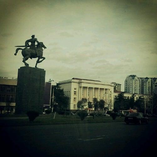 Saakadze Square | სააკაძის მოედანი