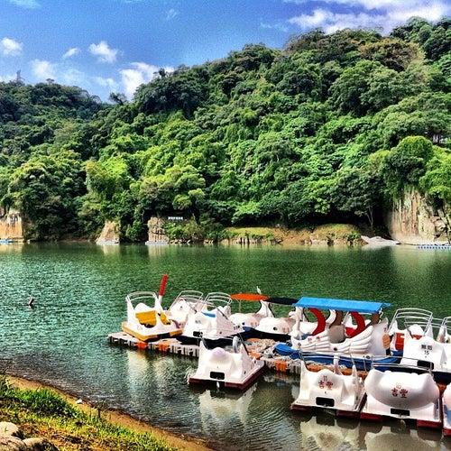 碧潭風景區 Bitan Scenic Area