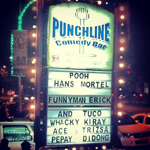 Punchline Comedy Bar