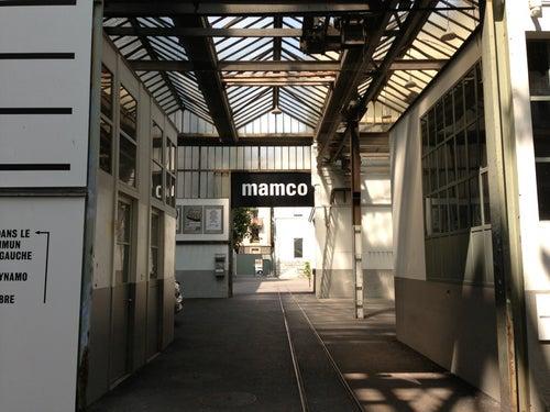 MAMCO - Musée d'Art Moderne et Contemporain Genève