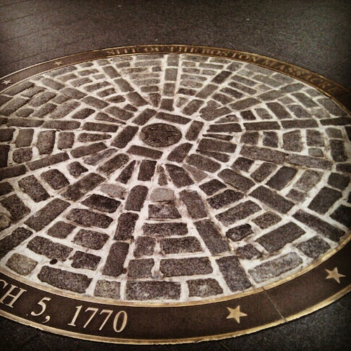 Boston Massacre Monument