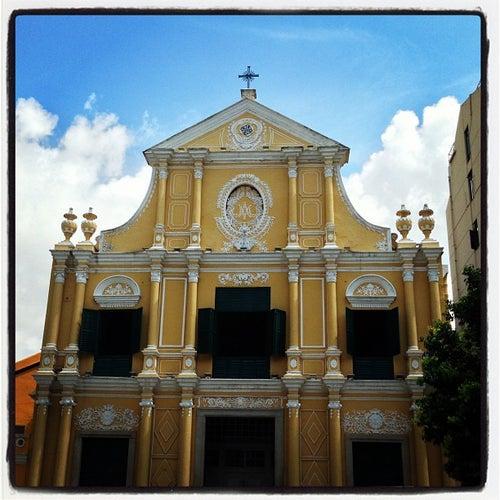 Igreja de São Domingos / St. Dominic's Church 聖母玫瑰堂