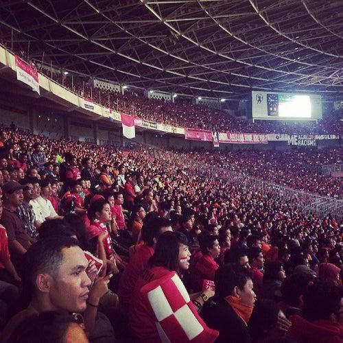 Stadion Utama Gelora Bung Karno (GBK)