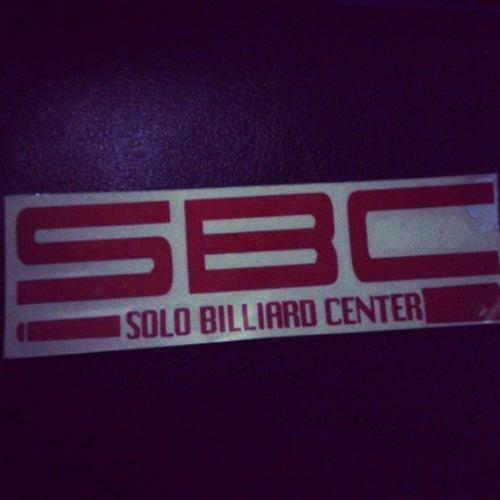 Solo Billiard Center (SBC)