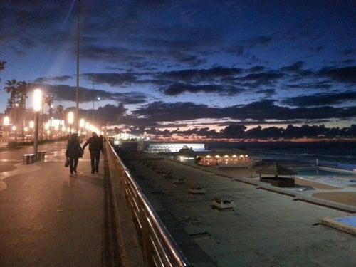 La Corniche de Casablanca