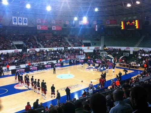Cibona (Košarkaški centar Dražen Petrović)