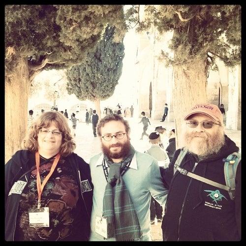 The Jewish Quarter of the Old City of Jerusalem (Rova Yehudi) הרובע היהודי בעיר העתיקה בירושלים