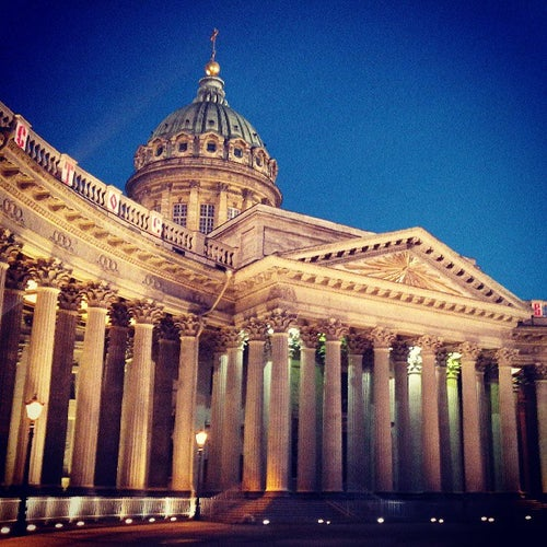 Казанский собор / The Kazan Cathedral