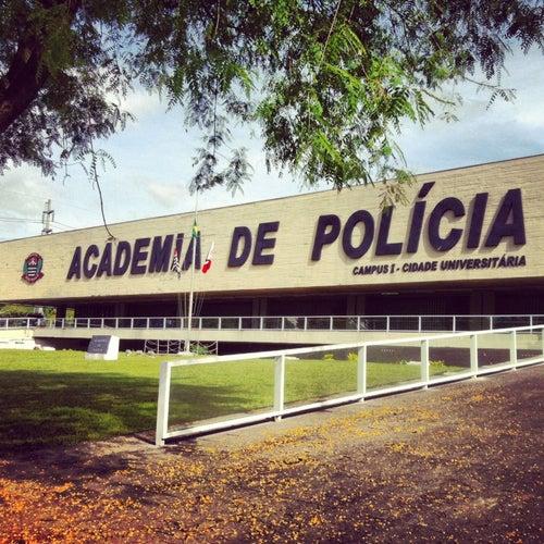 """ACADEPOL - Academia de Polícia Civil  """"Dr. Coriolano Nogueira Cobra"""""""