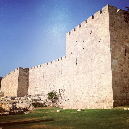 King David's Tomb Cave