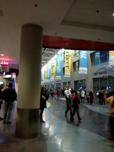 First Niagara Center - Pavilion