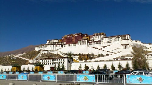Potala Palace | པོ་ཏ་ལ | 布达拉宫