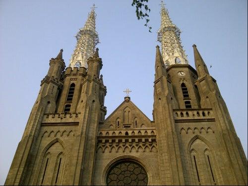 Gereja Katolik Katedral Jakarta