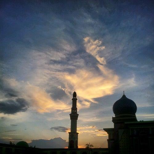 Lapangan Masjid Agung An- Nur